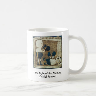 The Fight of the Century Coffee Mug
