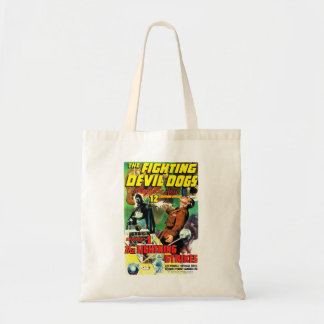 The Fighting Devil Dogs Tote Bag