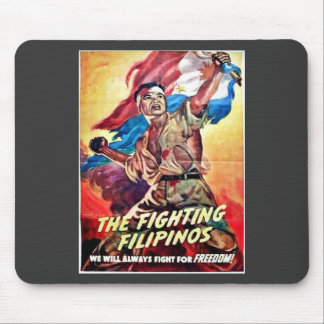 The Fighting Filipinos Mouse Pad