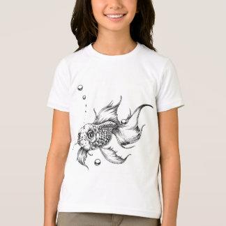 The Fighting Fish- T-Shirt