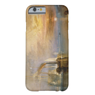 The Fighting Temeraire, 1839 Barely There iPhone 6 Case