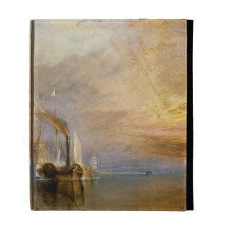 The Fighting Temeraire, 1839 iPad Folio Cover