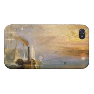 The Fighting Temeraire, 1839 Cover For iPhone 4