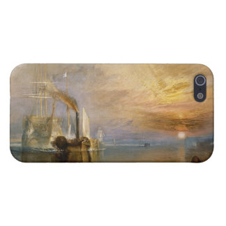 The Fighting Temeraire, 1839 Cover For iPhone SE/5/5s