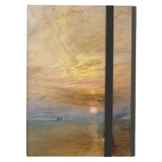 The Fighting Temeraire, 1839 iPad Air Cover