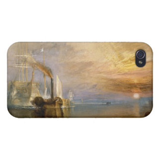 The Fighting Temeraire, 1839 iPhone 4 Case