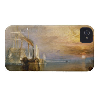 The Fighting Temeraire, 1839 iPhone 4 Cover