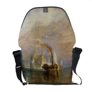 The Fighting Temeraire, 1839 Courier Bag
