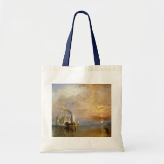 The Fighting Temeraire, 1839 Tote Bag