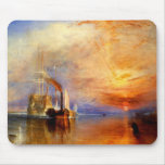 The Fighting Temeraire, J. M. W. Turner Mouse Pad