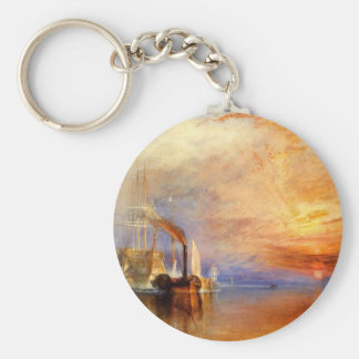 The Fighting Temeraire Keychain