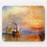 The Fighting Temeraire Mousepads