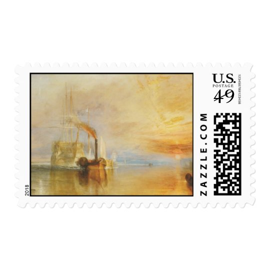 The Fighting Temeraire Postage