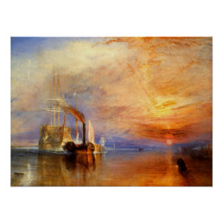 The Fighting Temeraire Posters