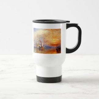 The Fighting Temeraire Travel Mug