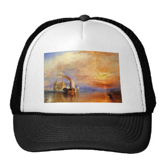 The Fighting Temeraire Trucker Hat