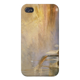 """The """"Fighting Temeraire"""" Tugged Cases For iPhone 4"""