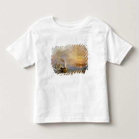 "The ""Fighting Temeraire"" Tugged Toddler T-shirt"