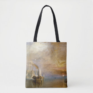 """The """"Fighting Temeraire"""" Tugged Tote Bag"""