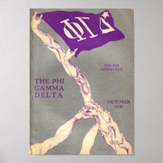 The Fiji Thesaurus Poster