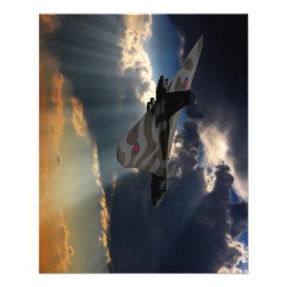 The Final Flight XH558 Flyer