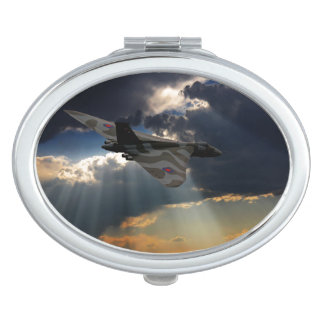 The Final Flight XH558 Vanity Mirror