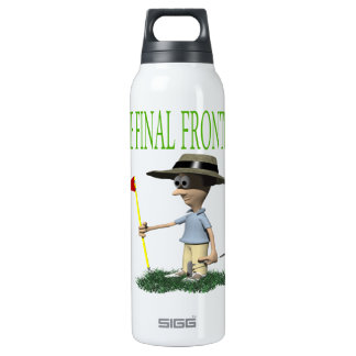 The Final Frontier 16 Oz Insulated SIGG Thermos Water Bottle