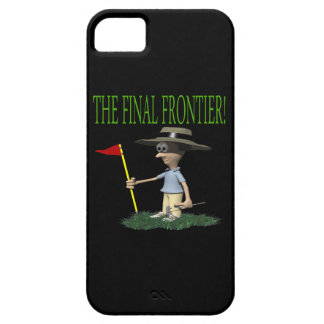 The Final Frontier iPhone 5 Case