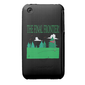 The Final Frontier Case-Mate iPhone 3 Case