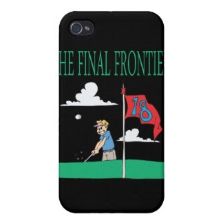 The Final Frontier Cases For iPhone 4