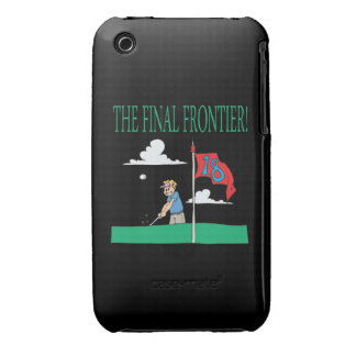 The Final Frontier iPhone 3 Case