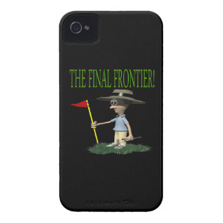 The Final Frontier iPhone 4 Case