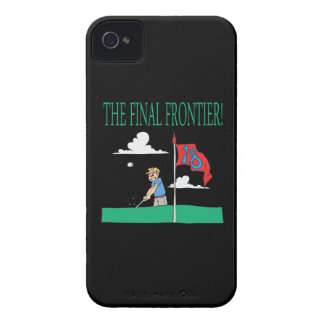 The Final Frontier iPhone 4 Cases