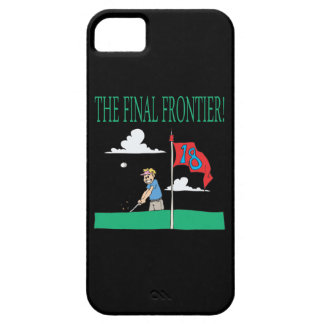The Final Frontier iPhone 5 Cover