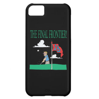 The Final Frontier iPhone 5C Covers
