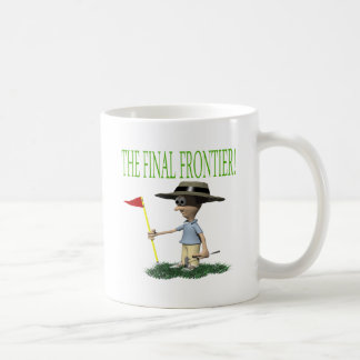 The Final Frontier Classic White Coffee Mug
