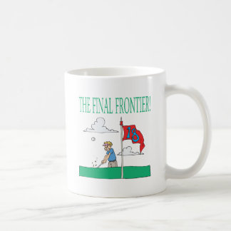 The Final Frontier Mugs