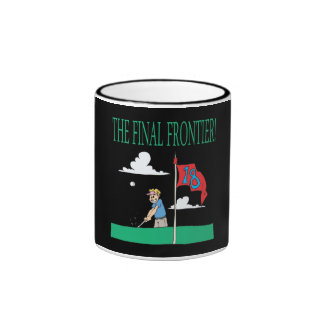 The Final Frontier Coffee Mugs