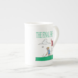 The Final Frontier Porcelain Mugs