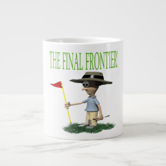 The Final Frontier 20 Oz Large Ceramic Coffee Mug