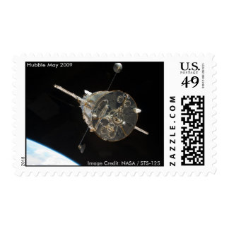 The Final Mission to Hubble Stamp