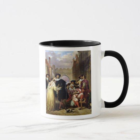 The Final Scene of 'Les Fourberies de Scapin' Mug