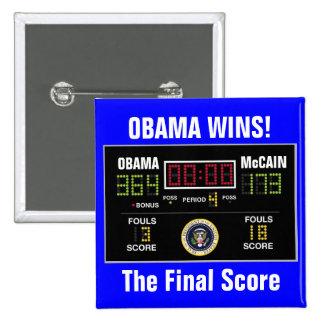 The Final Score Button