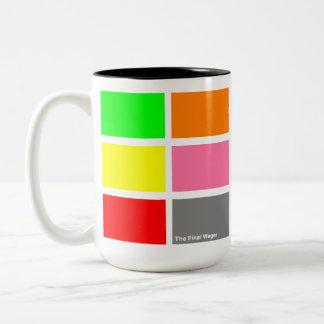 The Final Wager mug