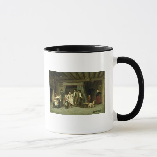 The Final Warning, 1886 Mug