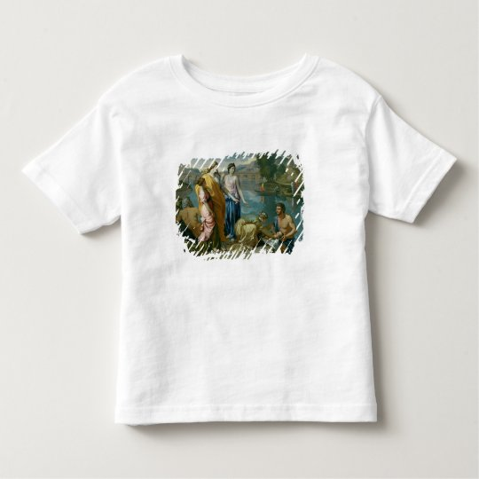 The Finding of Moses, 1638 Toddler T-shirt