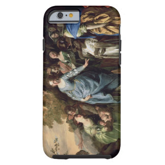 The Finding of Moses, c.1650-56 (oil on canvas) Tough iPhone 6 Case