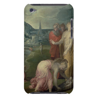 The Finding of Moses (oil on canvas) iPod Touch Cover