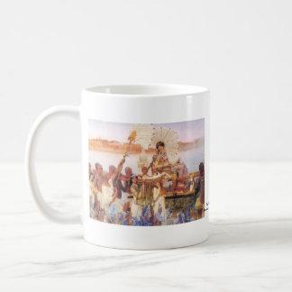 The Finding of Moses, Sir Lawrence Alma-Tadema Coffee Mug