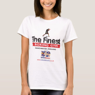 The Finest Boxing Gym T-Shirt